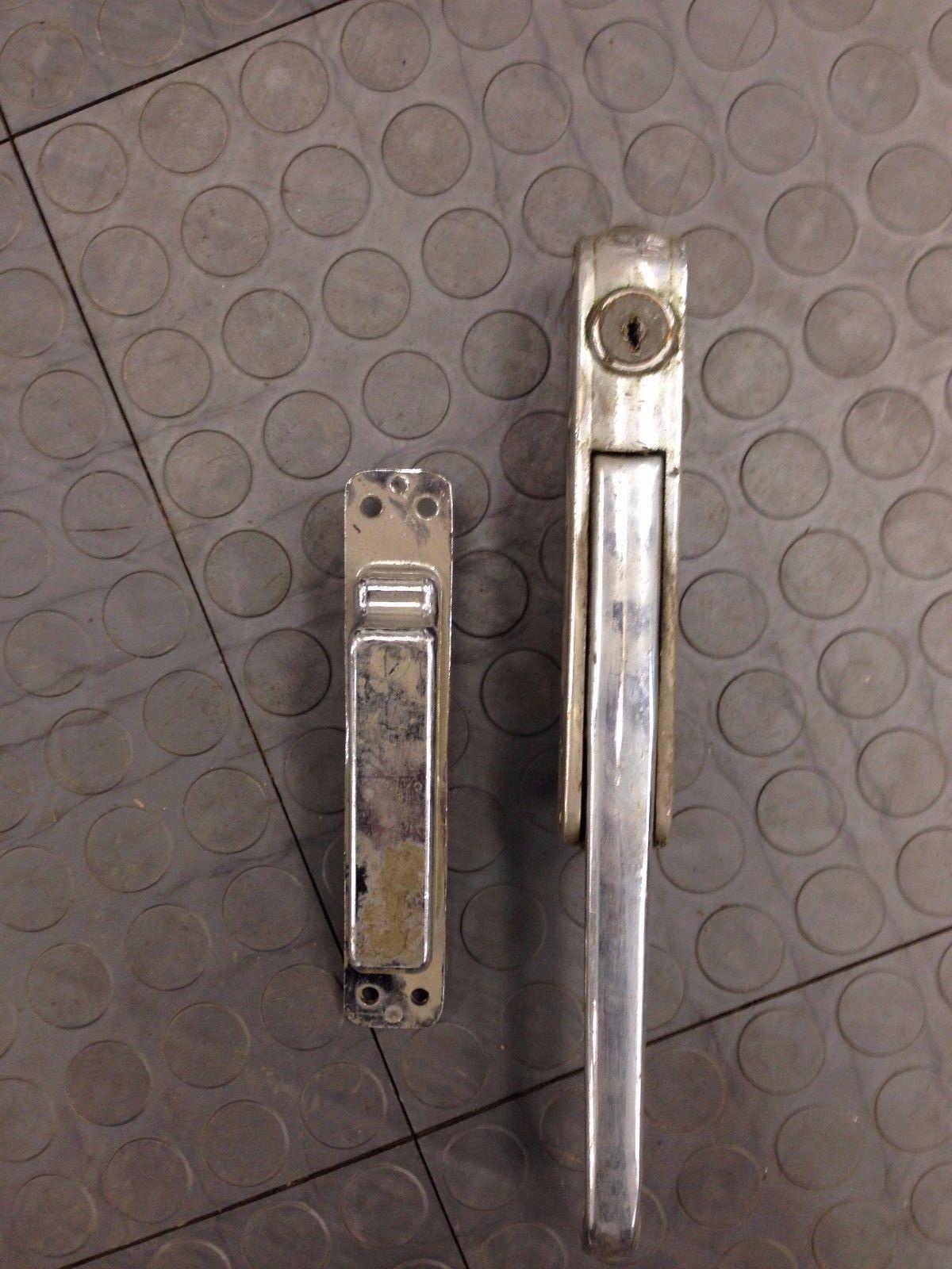 Kason 531c Walk In Cooler Freezer Lock Door Latch And