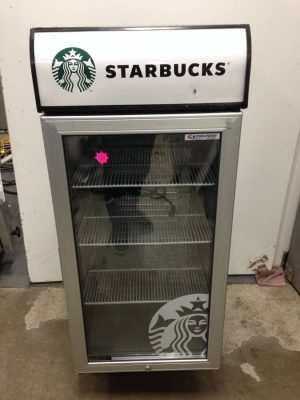 AHTC CTB120 Starbucks Cooler