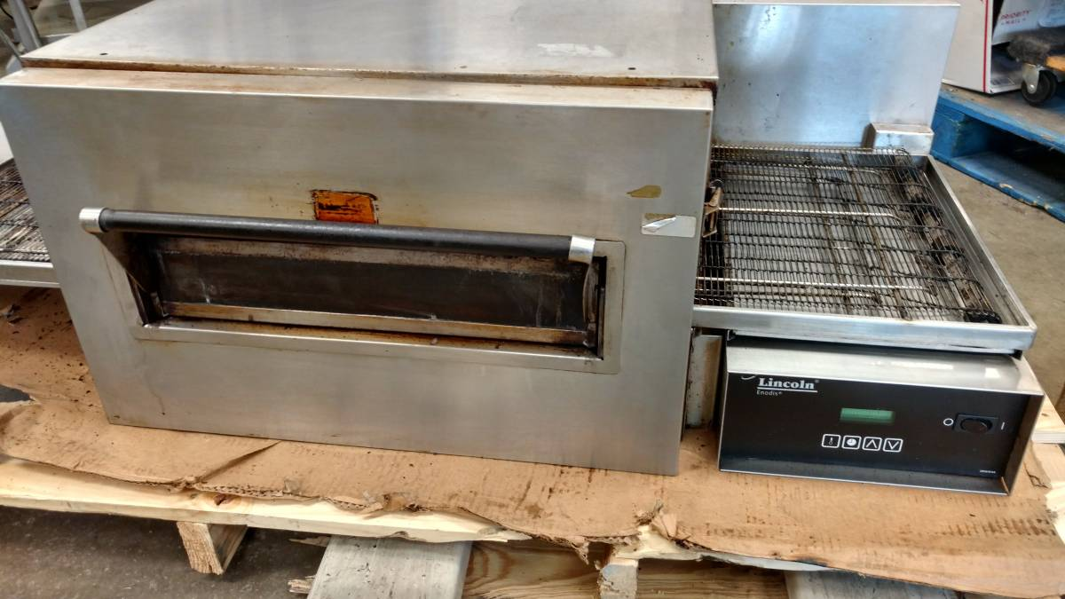 equipments commercial retail equipment industry me oven lincoln farming ovens kitchen listing hospitality business supplies htm pizza trade