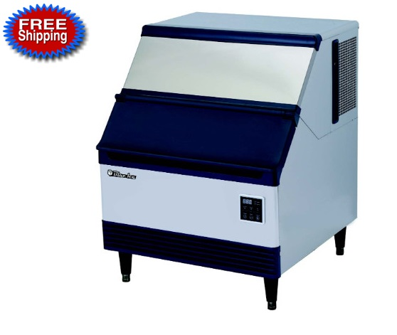 Blue Air Blui 250a 250lb Under Counter Ice Machine Fugh