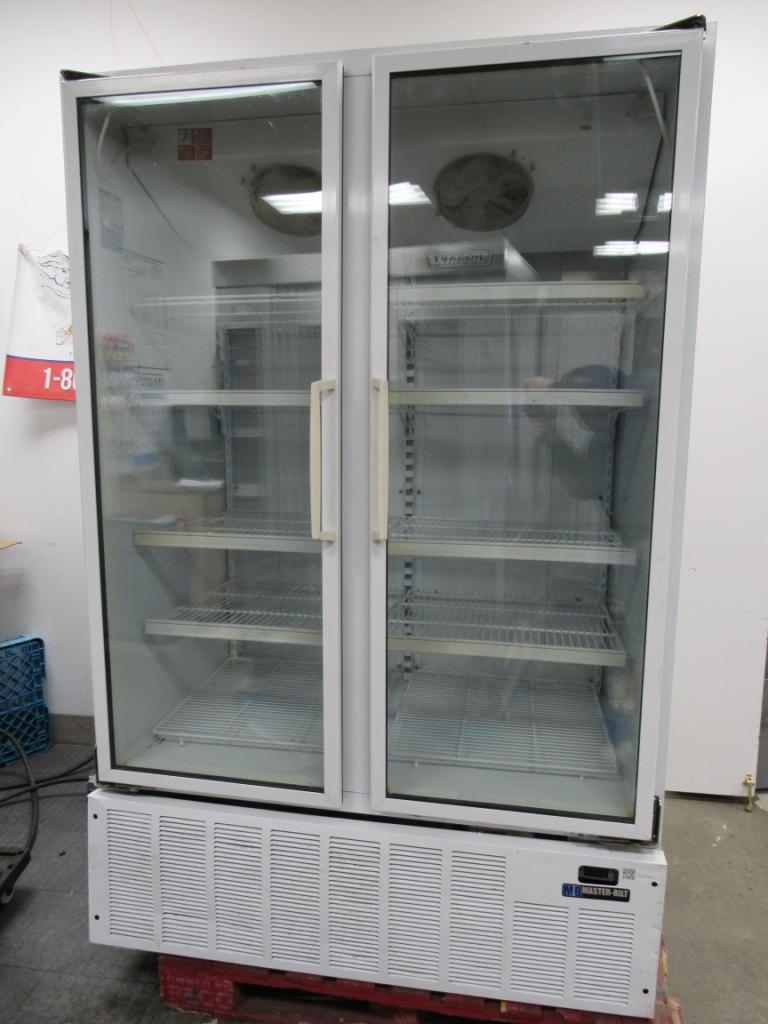 Masterbilt blg 48hd 2 door glass freezer merchandiser fugh masterbilt blg 48hd 1 planetlyrics Choice Image