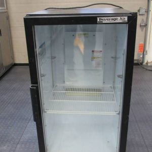 Beverage Air UR30G Glass Door Cooler