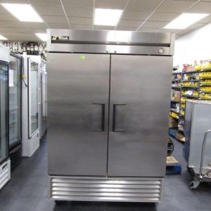True T49F Freezer 2 Door