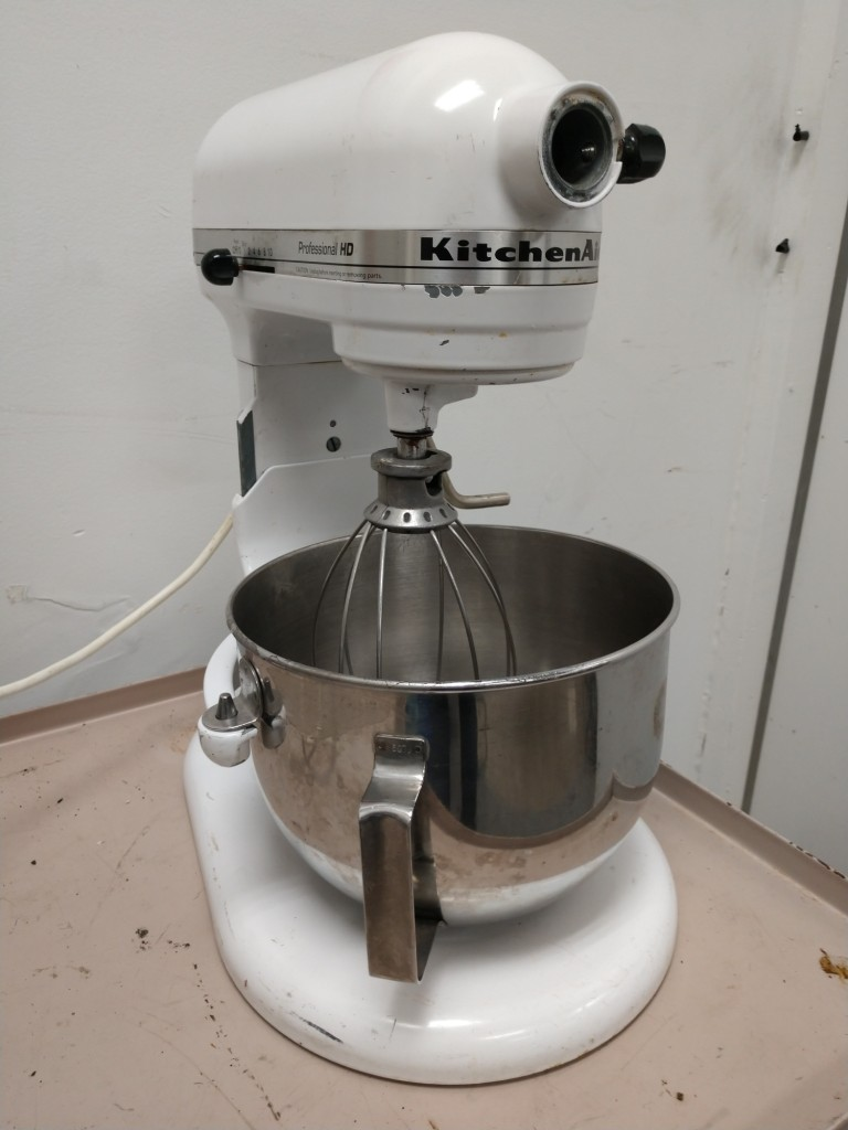 Kitchen Aid Professional HD Mixer Counter Top - Used