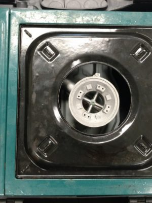 Blackstone butane portable gas range camping stove