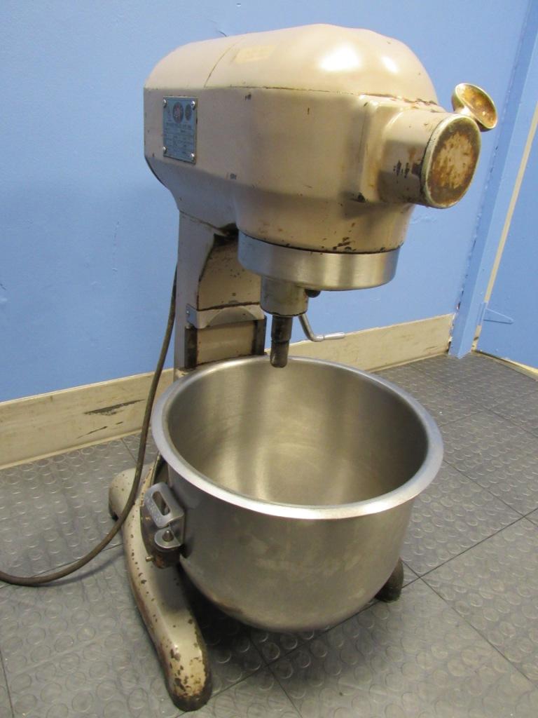 Hobart A200 20 Qt Commercial Dough Mixer Amp Bowl Fugh