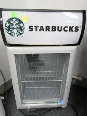 IDW G-2C Starbucks Countertop Cooler