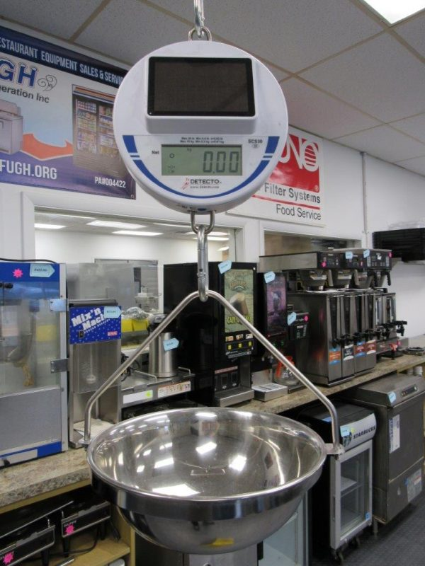 Detecto SCS30 Scale