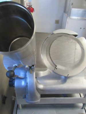 Berkel 818 Manual Slicer