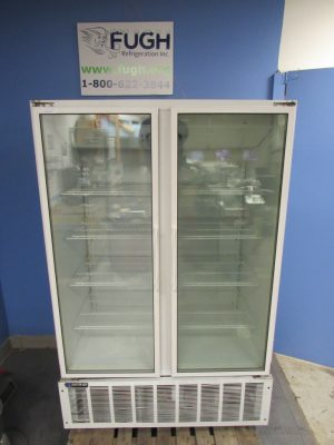 Master-bilt BMG-48 2 Door Glass Cooler