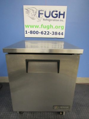 True TUC-27 Undercounter Cooler