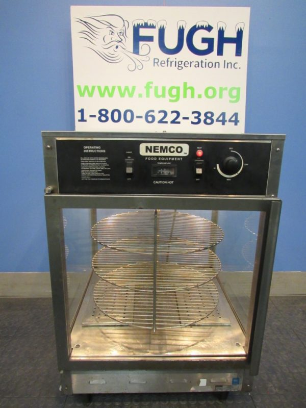 Nemco 6451-009 Pizza Warmer Display