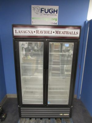 True GDM-43F Freezer Merchandiser