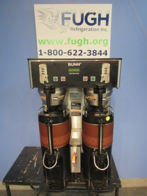 Bunn Dual TF DBC Coffee