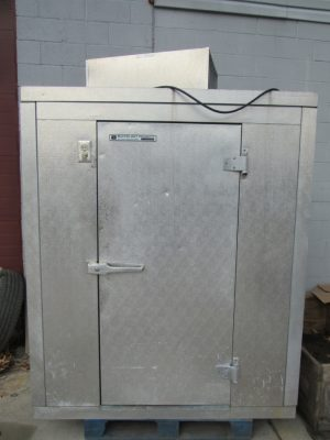 Master-Bilt 5'x4' Walk-In Cooler