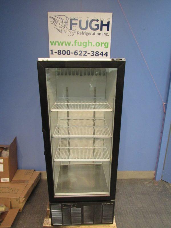 Habco SE12 1 Door Glass Cooler Merchandiser