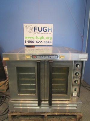 Bakers Pride Oven BC011G Natural Gas Convection Oven