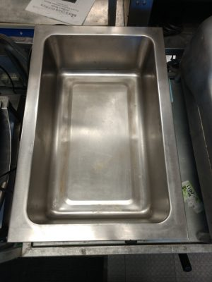 Nemco 6055A-TRI Insulated Warming Pan