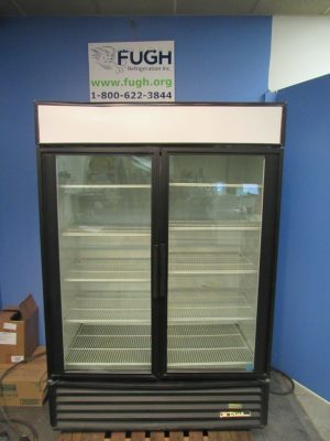 True GDM-49 2 Door Cooler
