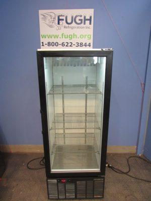 Habco SE12 Single Door Glass Cooler