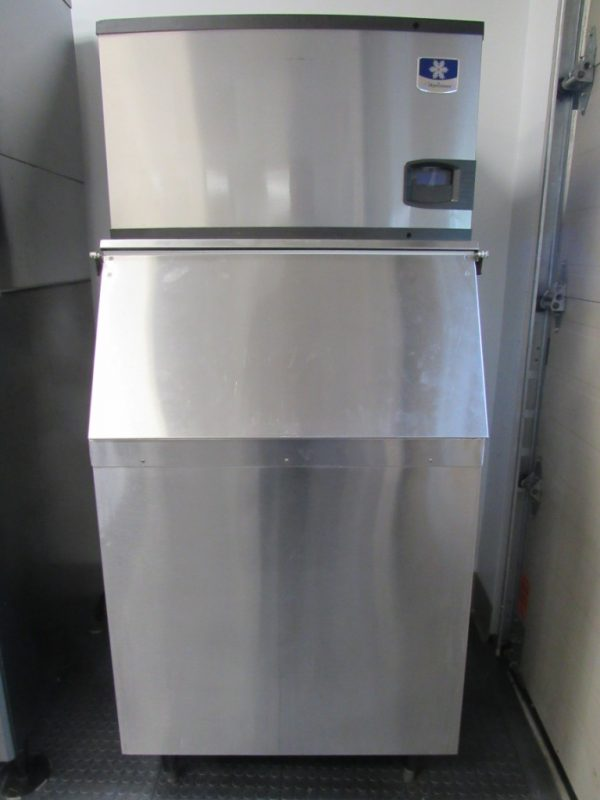 Manitowoc IY0304A-161 Ice Machine with Bin