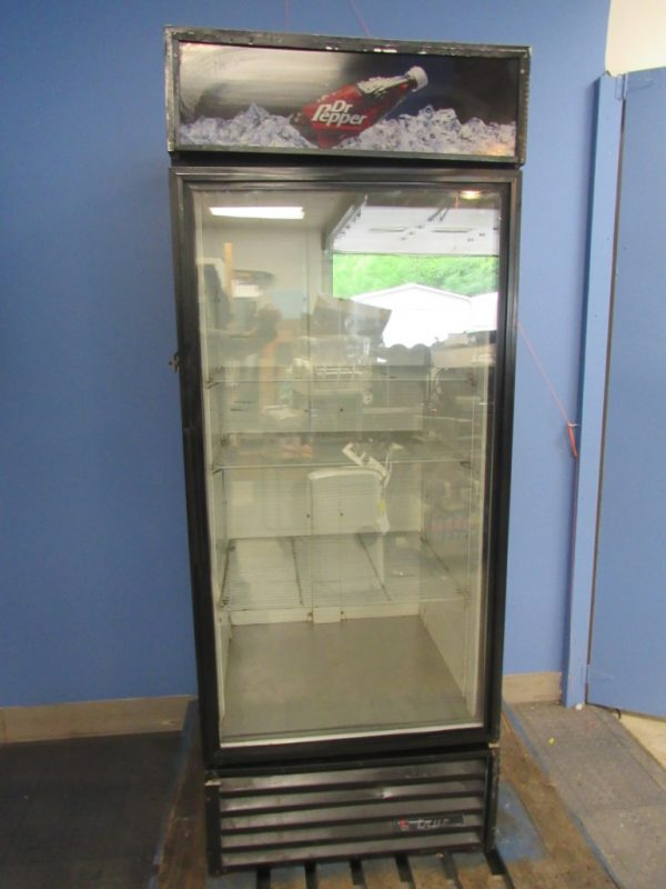 True GDM-26HL 1 Door Bottle Cooler