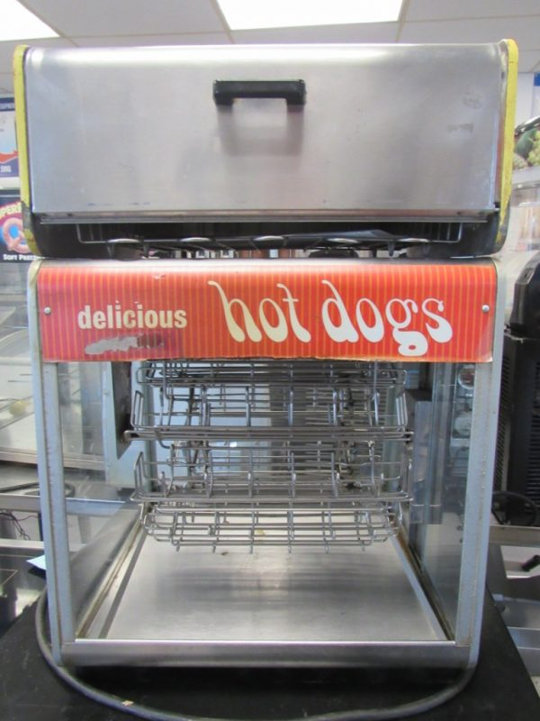 Star 175H Hot Dog Roller