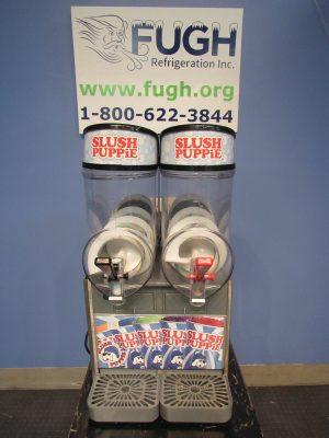 Ugolini NHT2UL Slush Machine