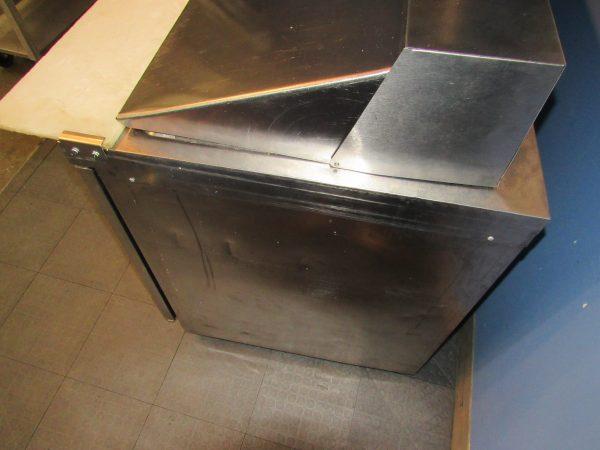 "Delfield 4448N-18M 48"" Mega Top Prep Table"