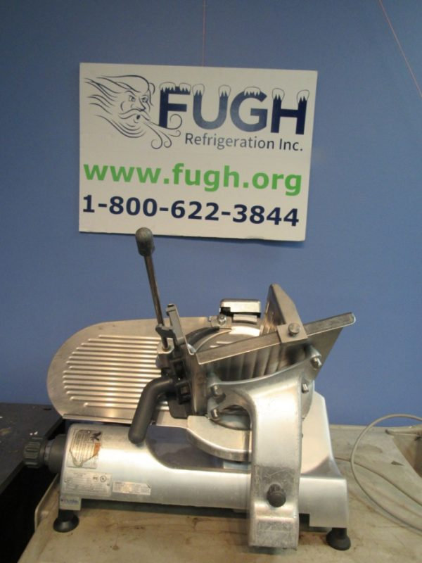 Hobart 2812 Slicer offered by Fugh, an example of Restaurant Equipment Near Me