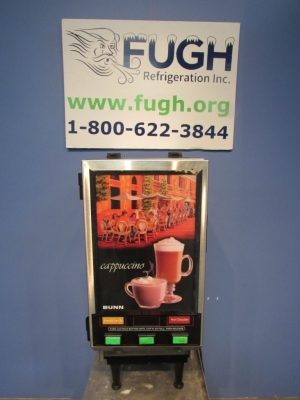 Bunn HC-3 Cappuccino Machine