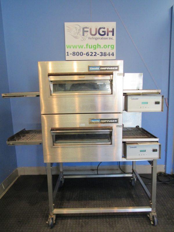 Lincoln Natural Gas Conveyor Pizza Oven