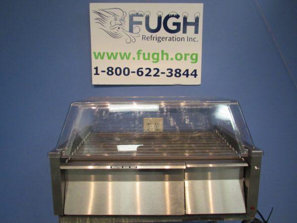 Star Mfg Hot Dog Roller 50SCBDE 5-2012