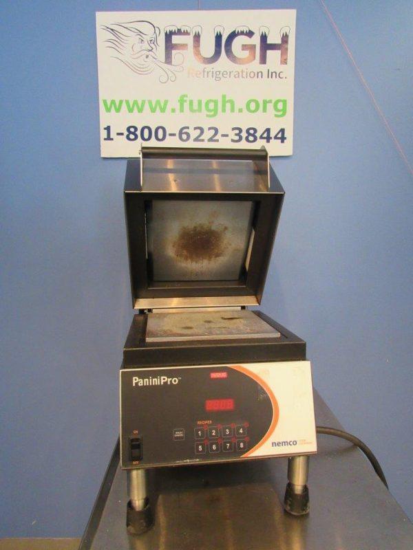 Nemco 6900-208-C1 Panini Press